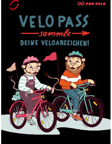 Velopass - sammle deine Veloabzeichen