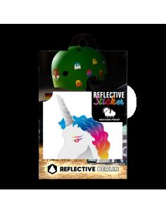 Reflektierende Sticker Unicorn