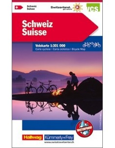 00- Velokarte Schweiz