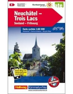 08 - Neuchâtel/ les 3 lacs/ district des lacs / Fribourg