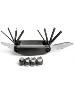 """Faltwerkzeug """"Knife-Plus"""", 14-teilig"""