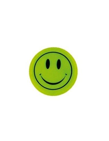 Reflektierende Smiley- Kleber