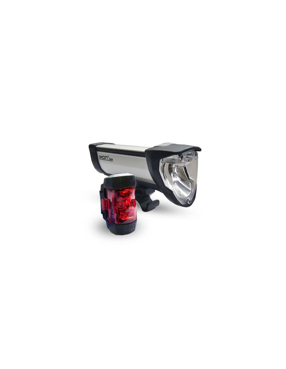 lichtset ixon core iq2 akku scheinwerfer mit r cklicht. Black Bedroom Furniture Sets. Home Design Ideas