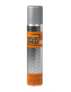 Reflektierender Spray, metallic