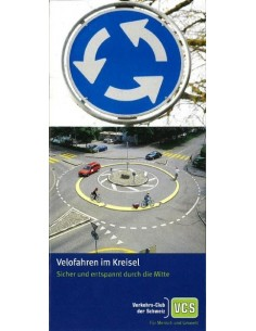 Velofahren im Kreisel