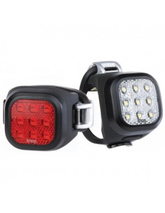 Knog Lichtset *Blinder Mini Niner* black