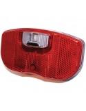 Smart LED Rücklicht Gepäckträgermontage 50/80 mm