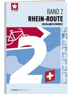 Veloland Schweiz, Band 2: Rhein-Route