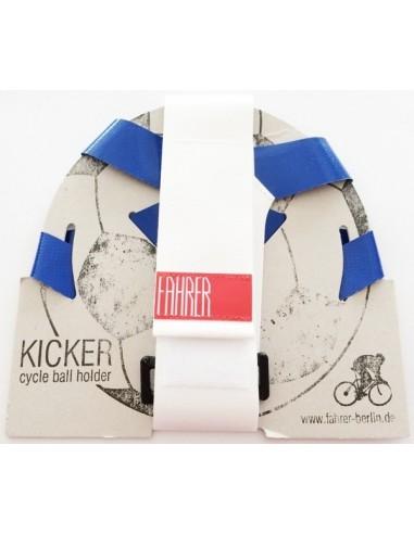 Fahrrad-Ballhalter *Kicker* Von FAHRER Berlin