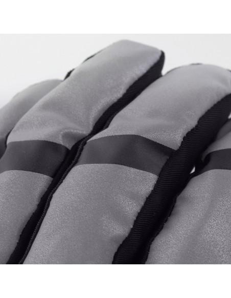 Hoch reflektierende, wasserdichte Velo-Handschuhe