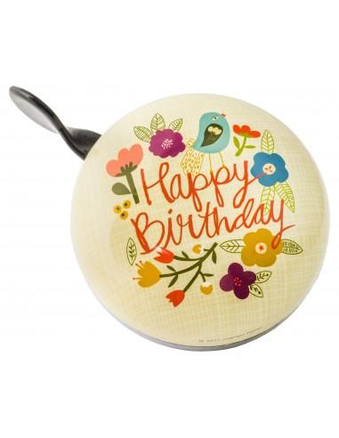 Liix XXL Ding Dong Glocke *Happy Birthday*