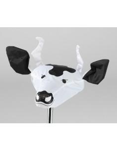 Vache pour la selle