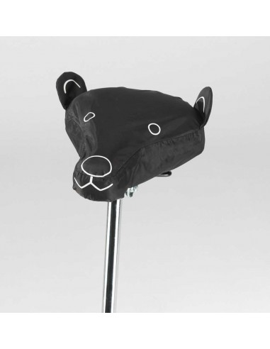 Sattelbär schwarz