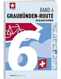 Veloland Schweiz, Band 6: Graubünden-Route