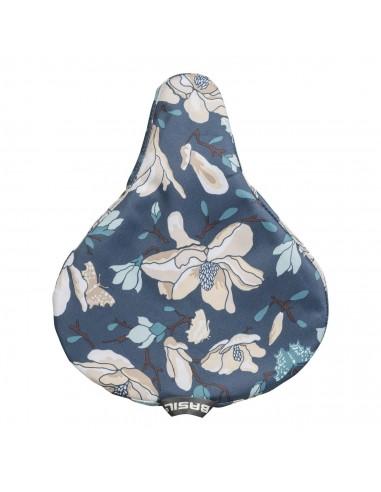 Basil Sattelüberzug *Magnolia* real blue