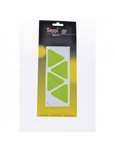 Seppi réflecteur triangle 3M auto-collant