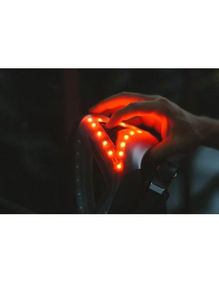 Lumos Helm mit Beleuchtung