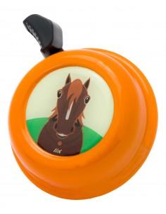 Liix sonnette *cheval*orange